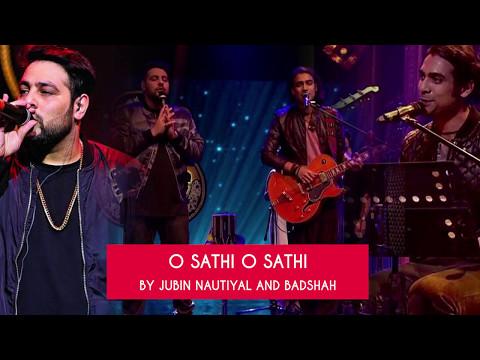 O Sathi O Sathi  Jubin Nautiyal  Ft. Badshah  Mtv Unplugged  Pahari Folk