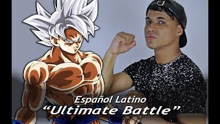 "Dragon Ball Super ""ULTIMATE BATTLE"" (Español Latino)"