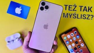 DLACZEGO LUDZIE NIE LUBIĄ iPHONE'ÓW?