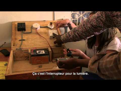 EGG-ENERGY, Rechargeable battery rental, Tanzania / Webdoc Africa Express