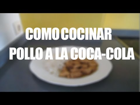 Como cocinar pollo a la coca cola youtube for Como cocinar pollo