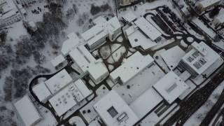 Kempten (Allgäu) & Hochschule im Winter (3)