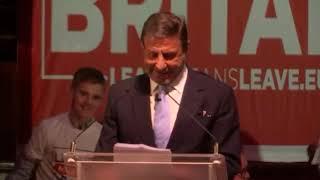 LML Rally: Hotelier Sir Rocco Forte
