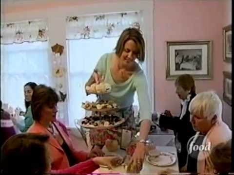 T-Party Antiques & Tea Room on Food Network.mov