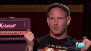 Corey Taylor & Lzzy Hale on Signing Boobs and Stage Injuries
