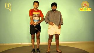 How To Wear The Glorious Mundu