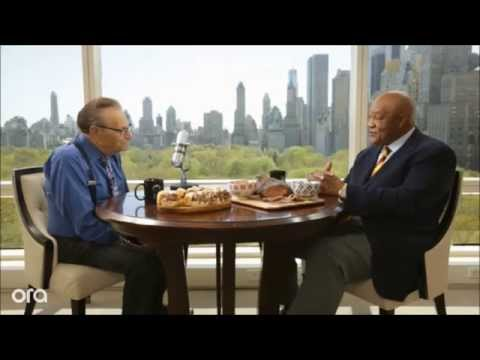 George Foreman on Larry King Now