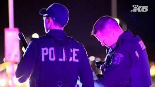 Scene video: shooting near Highline College