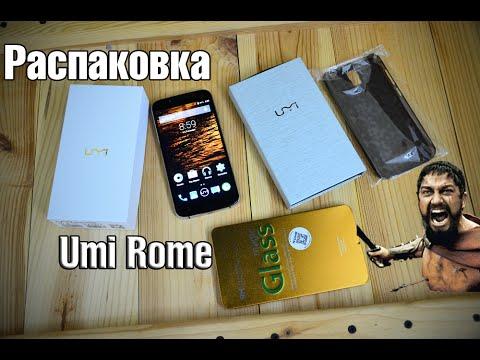 Что за Umi Plus? Обзор нового смартфона / Арстайл / - YouTube
