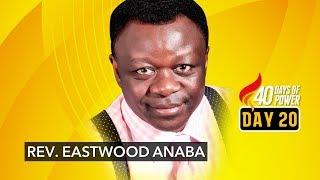 40 Days of Power @ ICGC Christ Temple, Abossey Okai with Eastwood Anaba