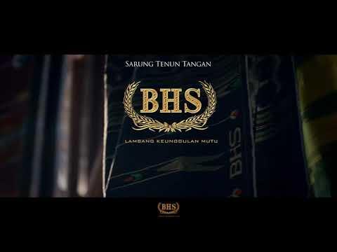 Pameran sarung BHS di Inacraft 2018 Jakarta convention center 25 - 29 April 2018 Hall B 297-298