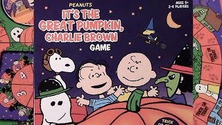 PEANUTS GREAT PUMPKIN! Board Game My Fun Amerigame Eurogame House Rules! | Collection THX1138