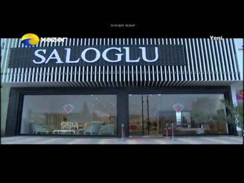 SALOGLU tanıtım İncilər - Xəzər TV