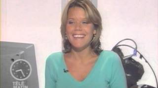 Video Laura Tenoudji [France 2 - Télématin] download MP3, 3GP, MP4, WEBM, AVI, FLV Juli 2017