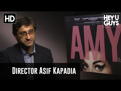 Director Asif Kapadia Interview - 'Amy' (Amy Winehouse Documentary)