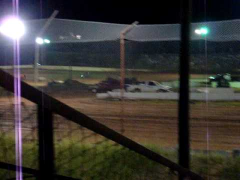 105 Speedway in Cleveland, TX - June Race - Feature