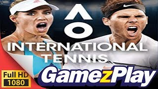 AO International Tennis tutorial