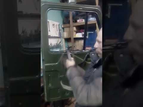 Стекло подъемники УАЗ буханка