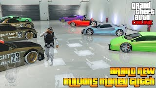 Brand New Working Millions GTA 5 Online Money Glitch Don't Miss Out