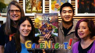 Tales of Glory - GameNight! Se6 Ep42