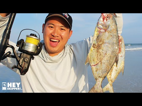 Ultimate Pompano Surf Fishing Guide!