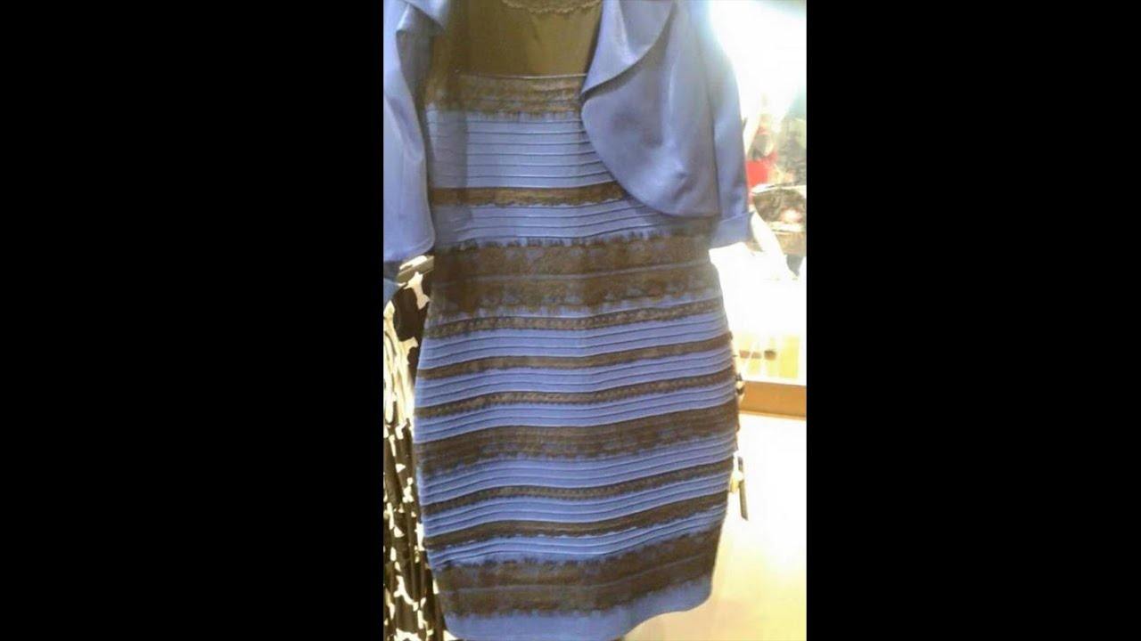 WHAT COLOR IS THE DRESS  YouTube