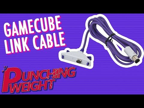 Gamecube GBA Link Cable | Punching Weight [SSFF] - YouTube