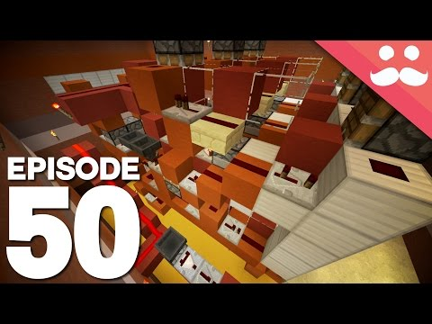 Hermitcraft 4: Episode 50 - FREE DIAMOND...