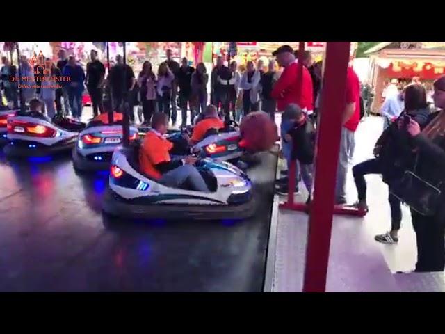 Spiel #1 | 2. Autoscooter-Soccer-Cup | Die Meisterleister GmbH