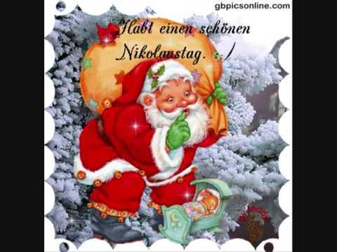 Schönen Nikolaus Tag