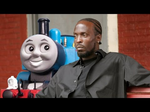 Omar the Tank Engine