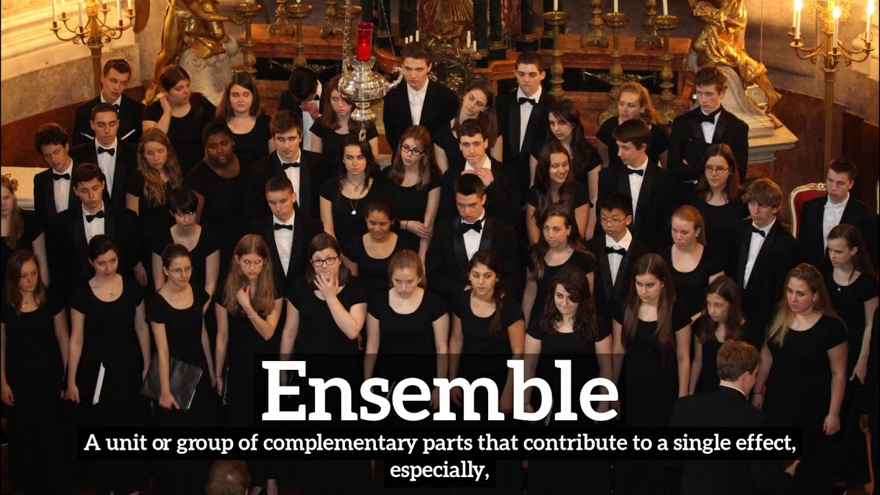 What is ensemble 88