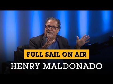 Full Sail On Air Welcomes:  Campus Conversation: Henry Maldonado, President, Enzian Theater