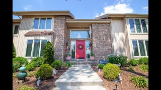 OFF MARKET! Video Tour of 2058 Fawnwood Way, Bloomfield Hills - MLS Video Tour