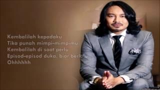 Anuar Zain - Andainya Takdir (lirik)
