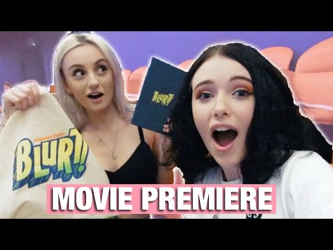 EXPLORING LONDON VLOG & NICKELODEON MOVIE SCREENING || Holly Laing