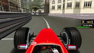 F1 Racing Championship Monaco Gameplay