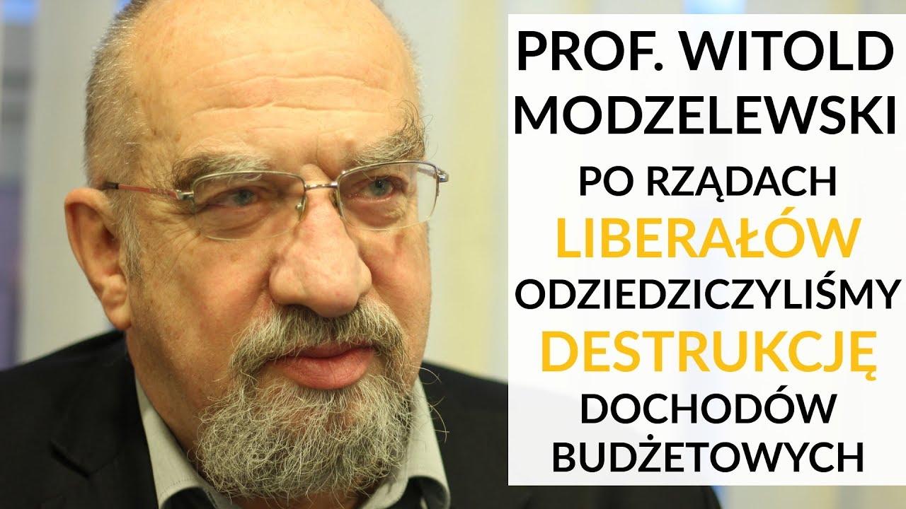 Prof. Modzelewski: Udało się rozpocząć proces wyjścia z zapaści finansów publicznych
