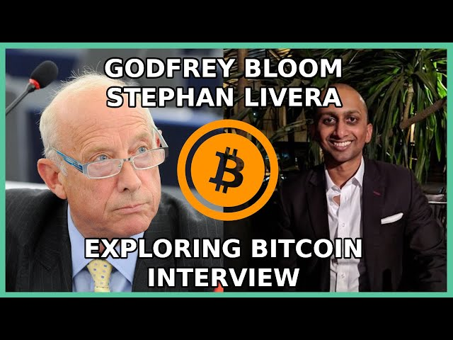 A 70 Year Old Learns About Bitcoin - Godfrey Bloom & Stephan Livera