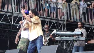 "Nas & Damian Marley ""Strong Will Continue"" HD Live From Bonnaroo 2010 FRIDAY 11th What Stage"
