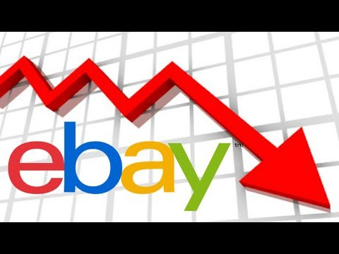 My EBay Business TANKED-Here's Why