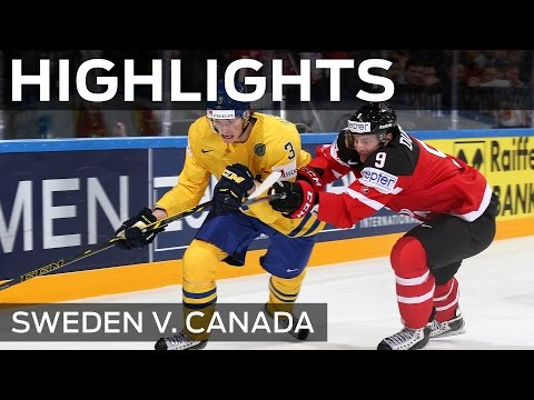 Niesamowity mecz Szwecji z Kanadą na MŚ