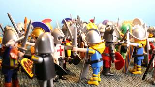 Playmobil Knights The Big Batlle 3