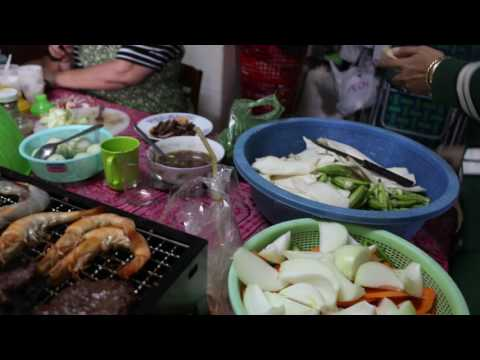 Amazing Cooking, How To Cook And Eat In My Home Village, Asian Family Food