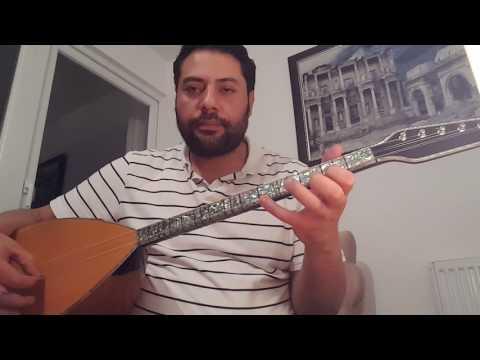 En Kolay Saz Ogren Cabuk Saz Ogren Hemen Baglama Cal Youtube