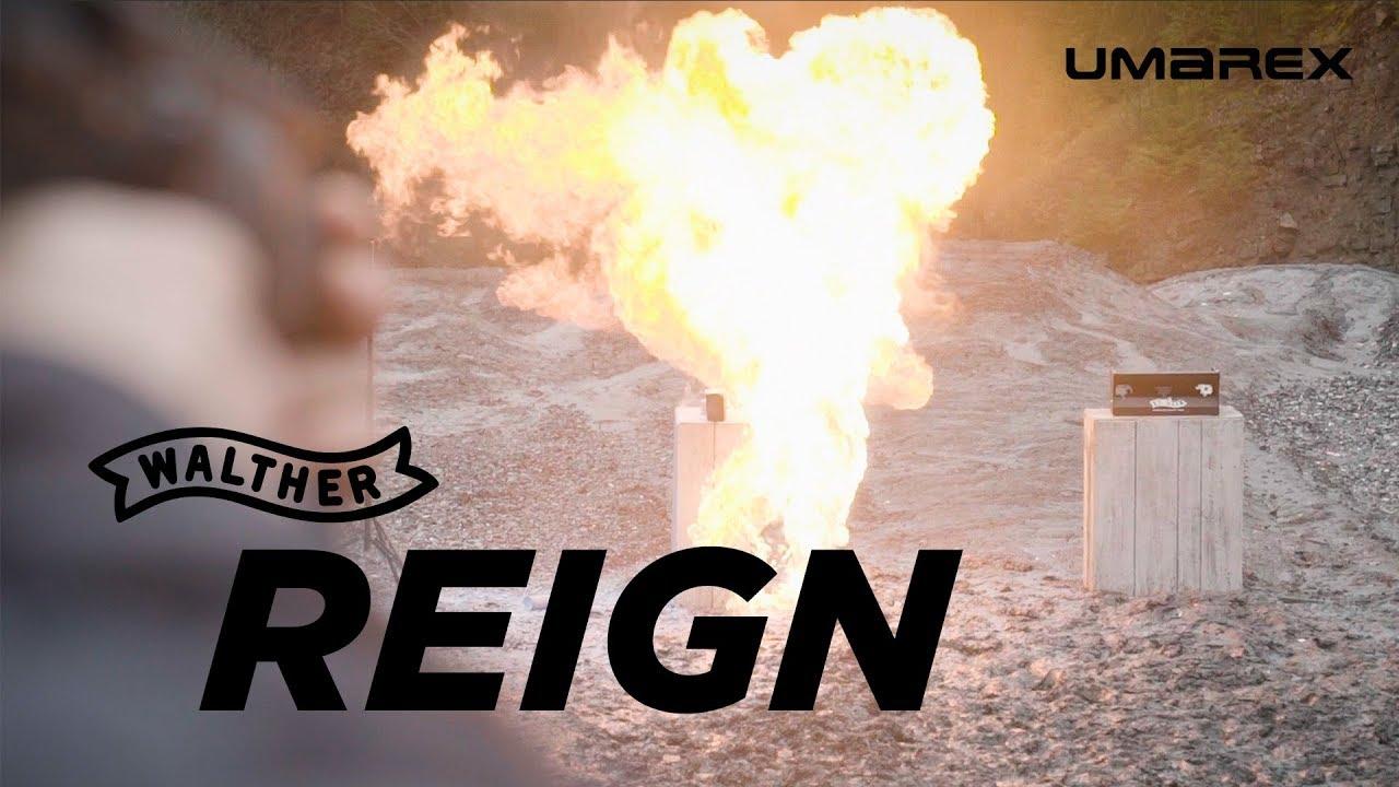 Walther Reign Challenge   Bullpup Airgun