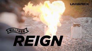Video: Umarex Walther Reign PCP ilmakivääri 5,5mm