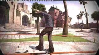 Skate 2 Video (PS3)