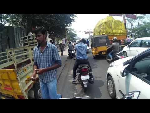 Namma Coimbatore   City ride   part-1