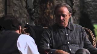 The Godfather - Garden Scene